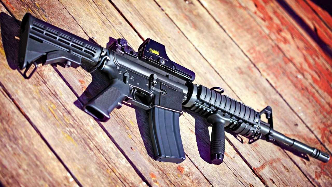 Así consigue un arma en la CDMX. (Foto: NRA)