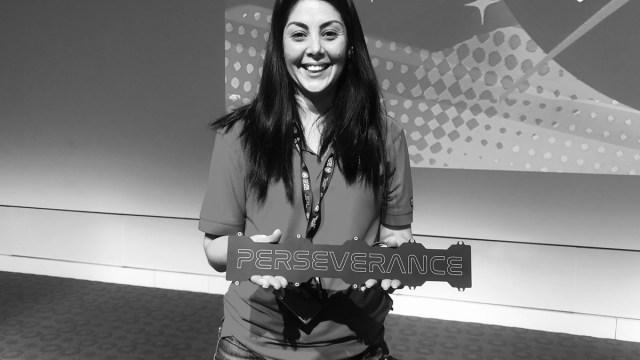 El 'despegue' de Diana Trujillo, desde limpiar inodoros en Estados Unidos hasta liderar una misión de la NASA a Marte con el Curiosity