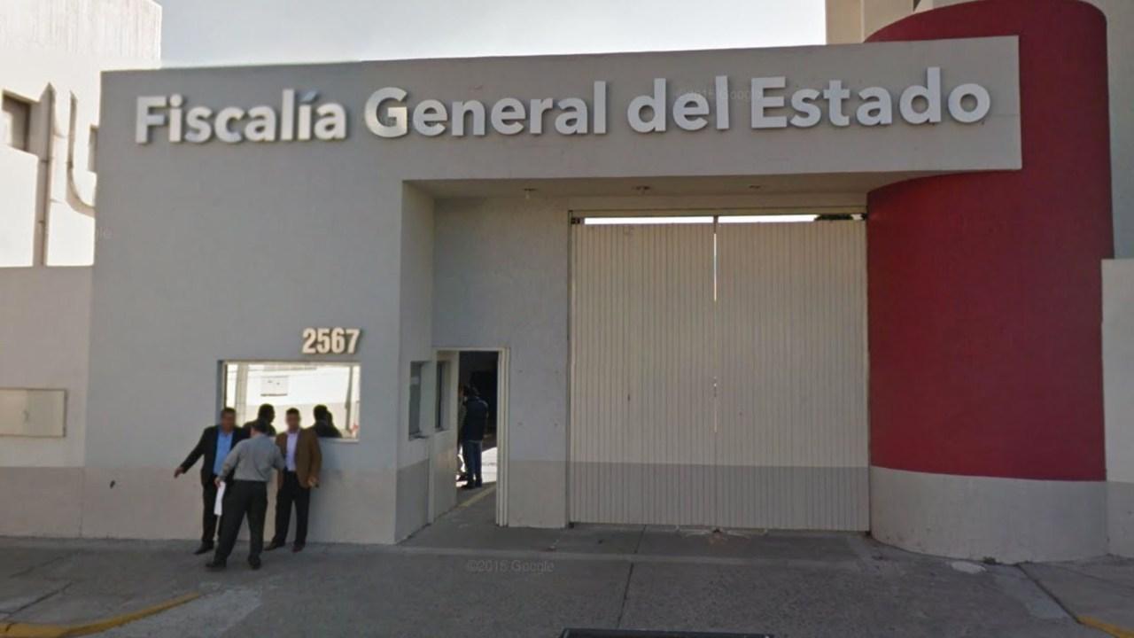 Fiscalía de Jalisco. (Foto: Noticias GDL)