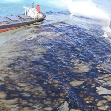 Un buque de Japón se hundió en el Océano Índico; se teme un desastre ecológico en la Isla de Mauricio