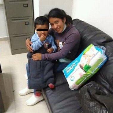 Dylan, bebé tzotzil, es rescatado con vida en Chiapas