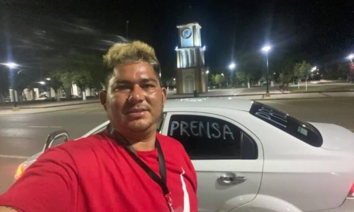 Juan Nelcio, reportero asesinado en Coahuila. (Foto: Proceso)