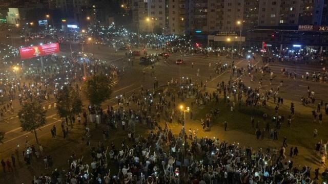 ¿Qué está pasando en Bielorrusia? Hay protestas por la reelección del presidente y dictador Alexander Lukashenko