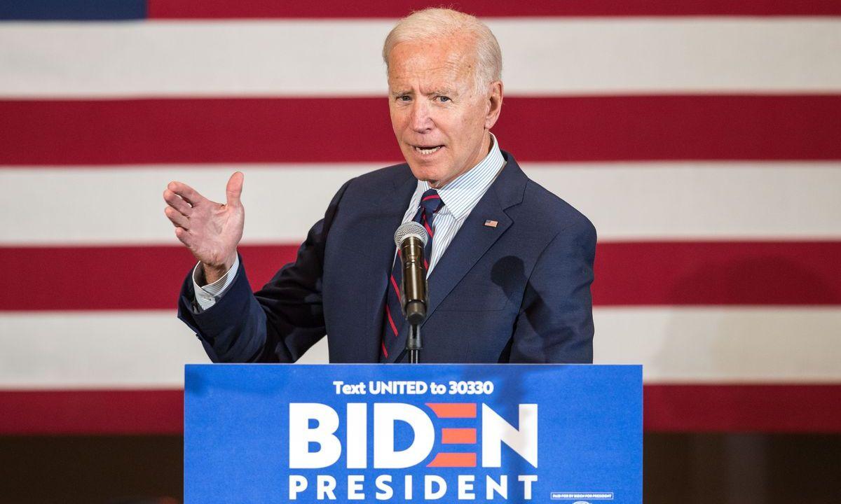 Biden aventaja a Trump por 10 puntos: encuesta