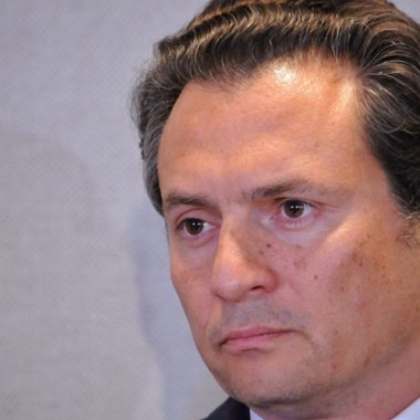 Así enfrentó Lozoya su audiencia en México