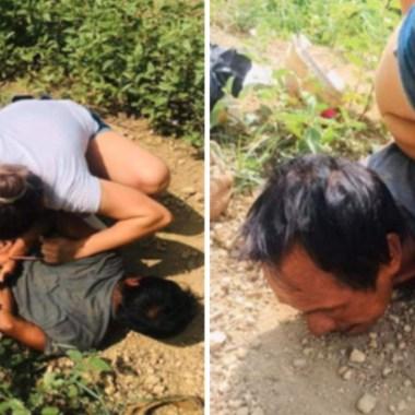 Mujer somete violador menores Hidalgo