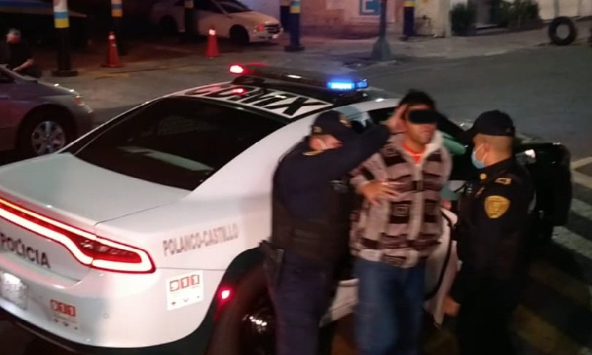Vinculan proceso presunto violador serial Polanco