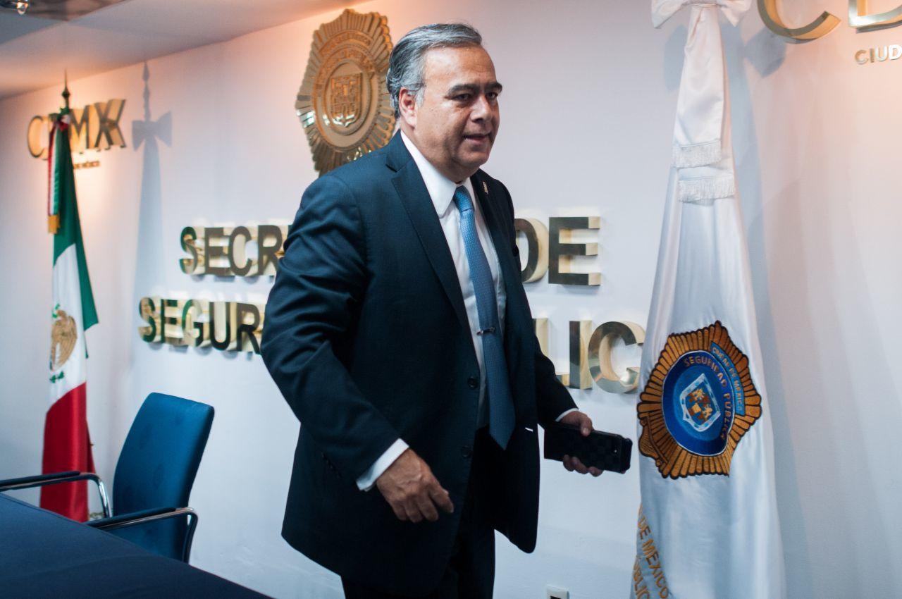CDMX: jefe de policía de Mancera tiene órden de aprehensión