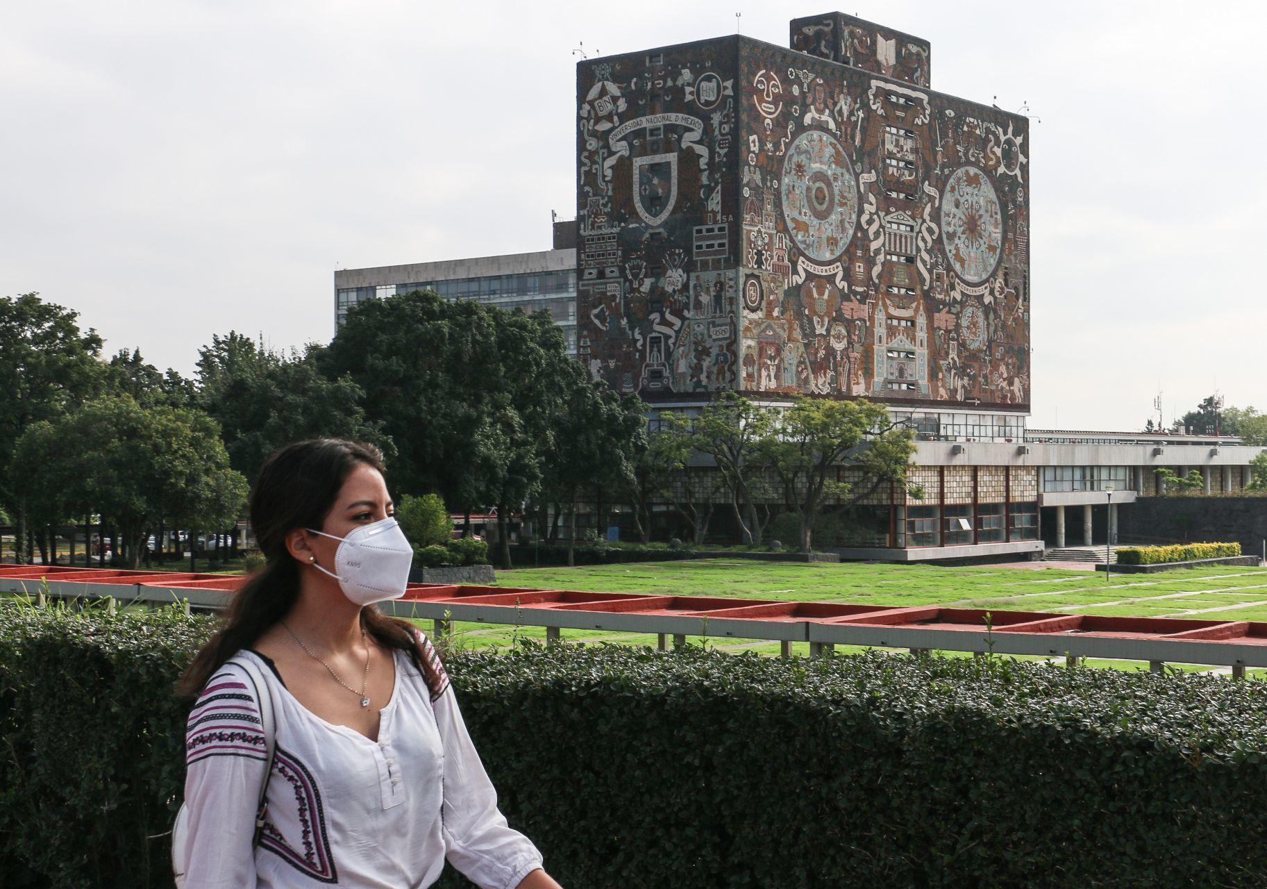 UNAM: 72 mil estudiantes en riesgo de desertar por pandemia