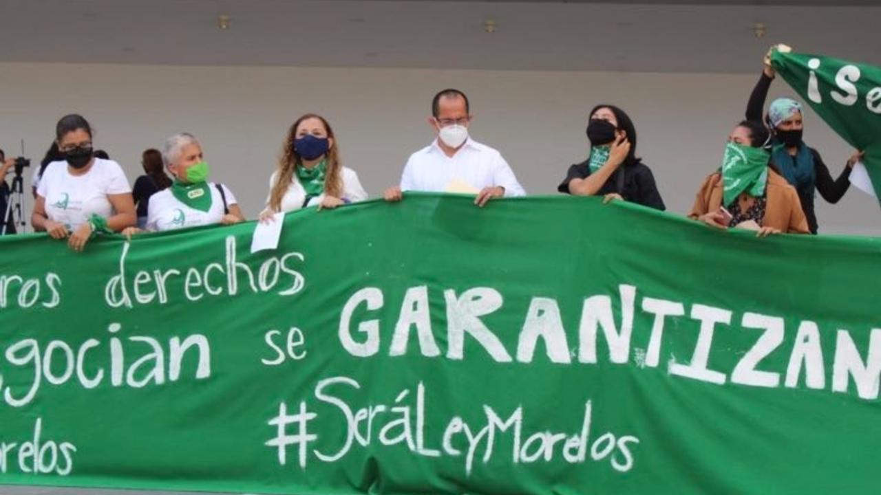 CDH Morelos presenta iniciativa garantizar aborto legal