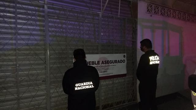 Las ocho mujeres posibles víctimas de trata de personas y explotación sexual fueron rescatadas gracias a la denuncia ciudadana