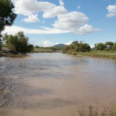 Pese a amparo, sigue 100% de extracción de agua de Río Conchos para EEUU: agricultores