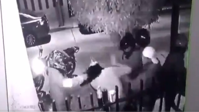 5 sujetos asaltan a pareja en San Luis Potosí