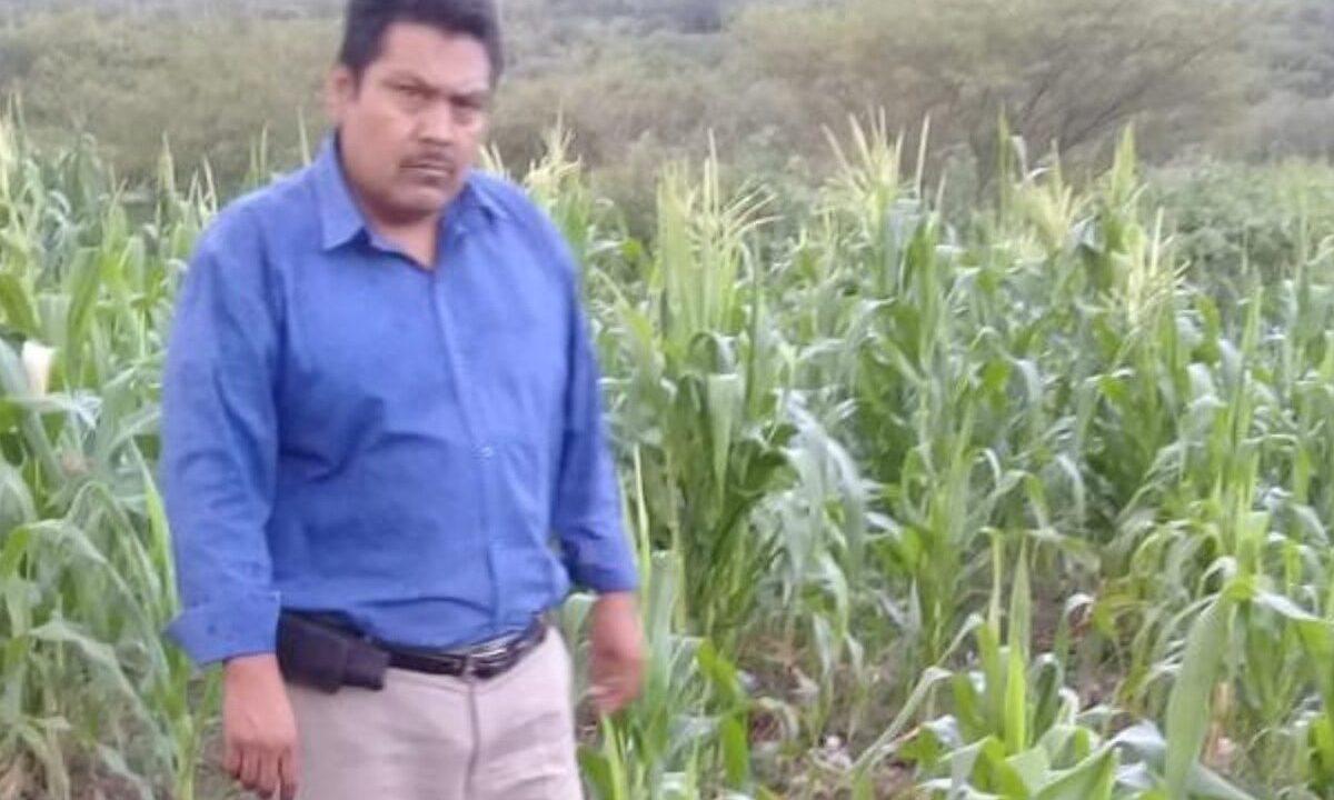 Arnulfo Cerón defensor desaparecido asesinado Tlapa Guerrero