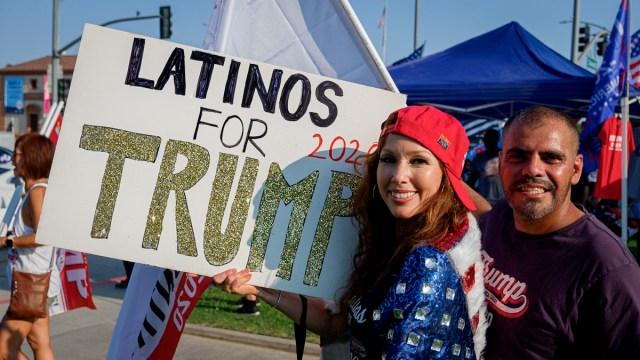 ¿Por qué hay latinos que van a votar por Donald Trump?