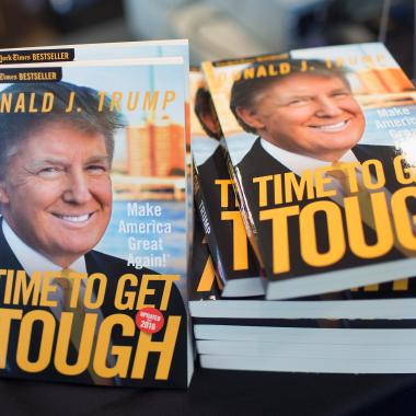 Make America Great Again libro Trump