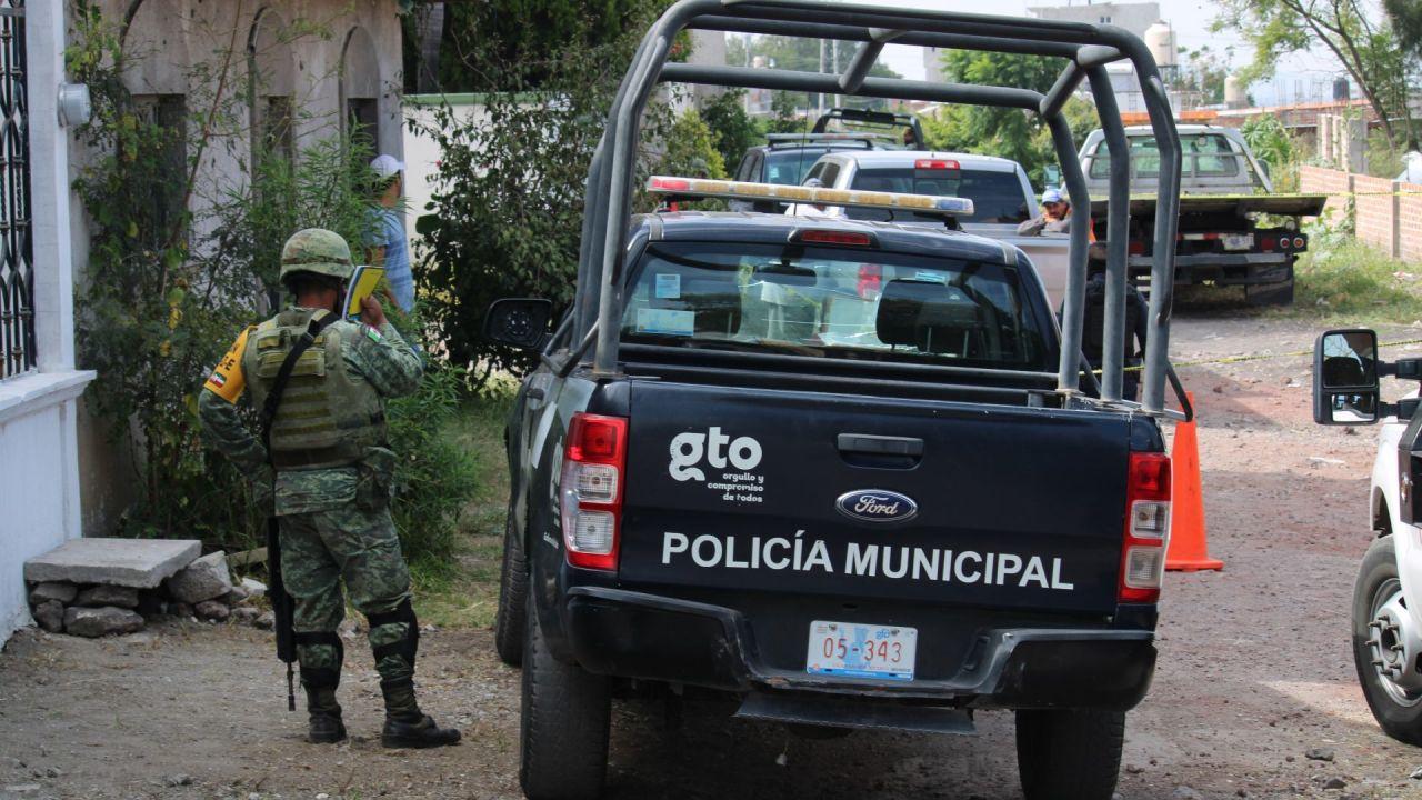 Matanza Guanajuato