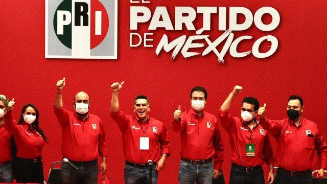 PRI Coahuila Hidalgo