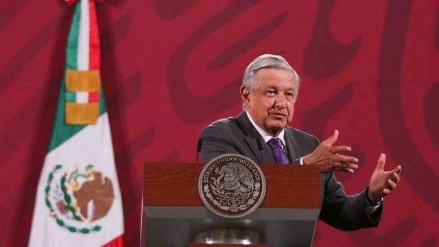 AMLO informó que del 31 de octubre al de 2 de noviembre serán los tres día de luto nacional por las víctimas del coronavirus en México