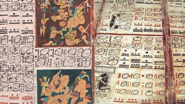 Ante las complicaciones con el penacho de Moctezuma, el presidente de México ha solicitado a Alemania el Códice Dresde