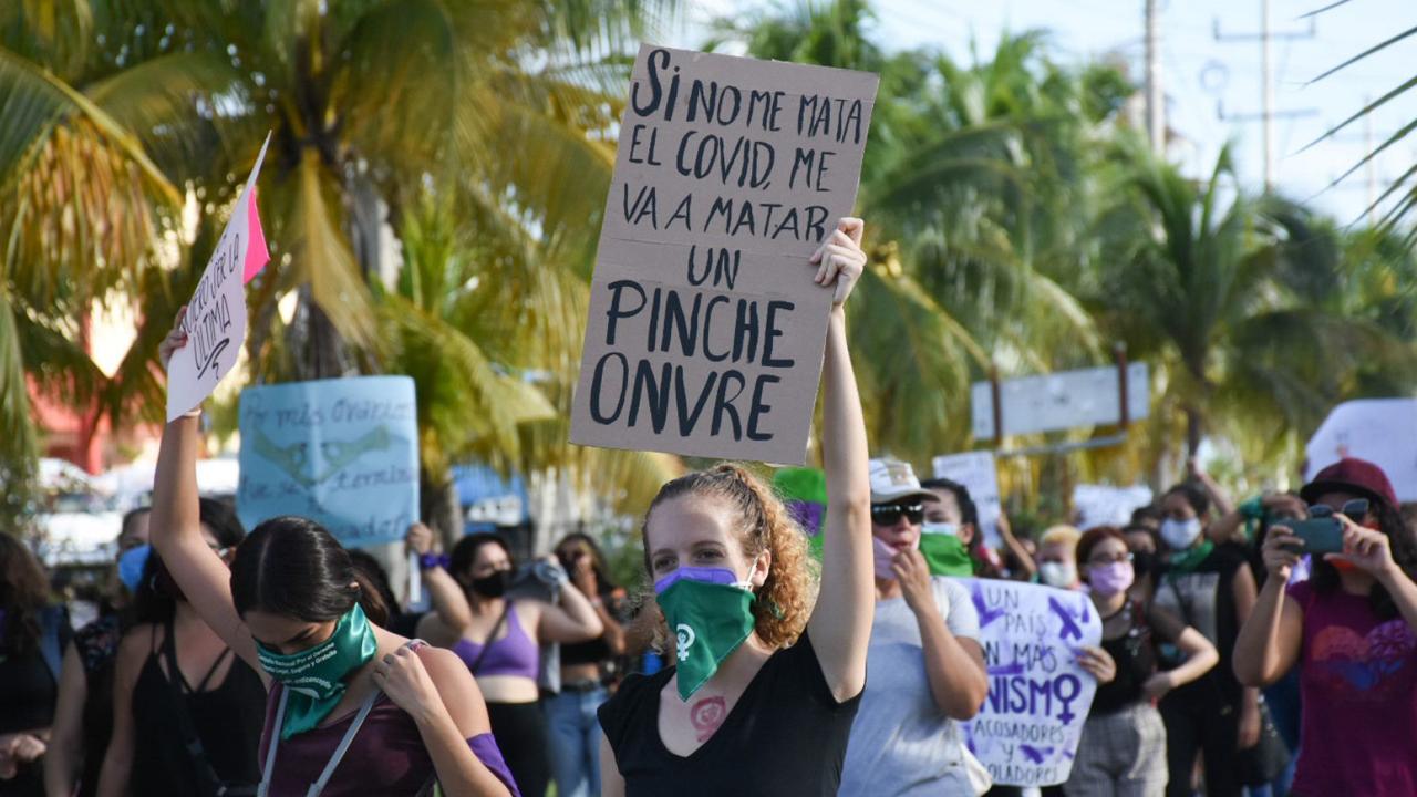 Durante el confinamiento por la pandemia, la Red de Refugios informó que aumentó en un 56% las mujeres que son víctimas de violencia