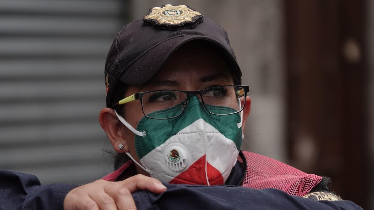 policías sin formación básica para cumplir con su trabajo México
