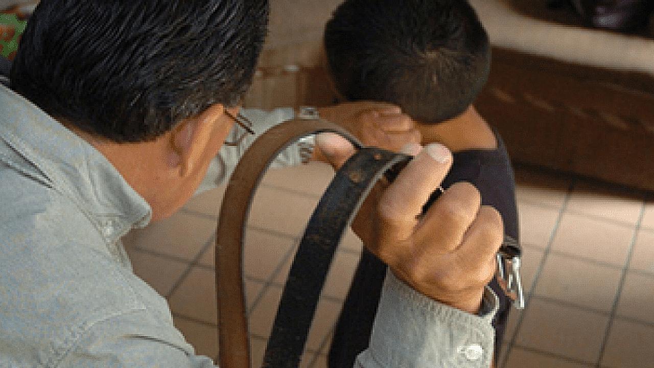UNAM niños corregidos golpes se convierten adultos agresivos