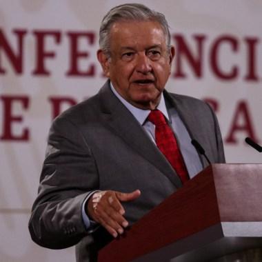 AMLO anuncia un nuevo acuerdo de aguas entre México y Estados Unidos. En caso de sequía el vecino del norte ayudará a nuestro país