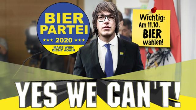 El Partido de la Cerveza participará en las elecciones de Austria. Propone convertir una fuente de Viena en dispensador gratuito de cerveza
