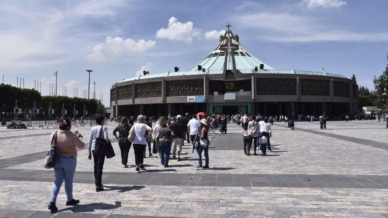 Basílica de Guadalupe abierta 11 y 12 diciembre