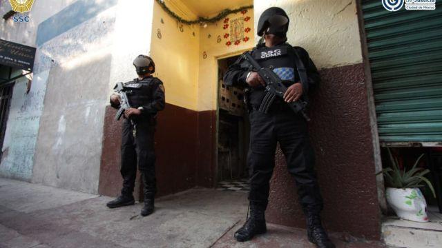 CDMX Unión Tepito Vecindades