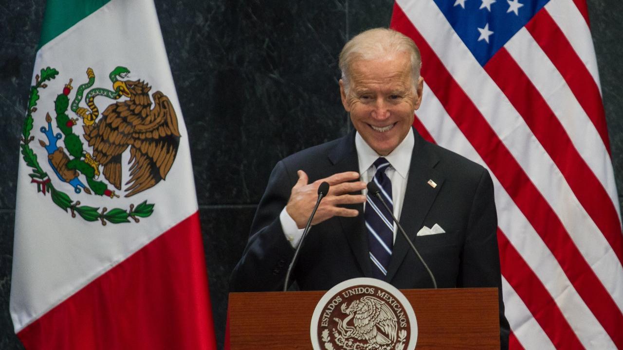 Embajada México Estados Unidos política exterior Biden