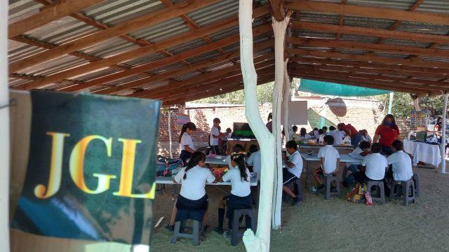 Escuela hijos de El Chapo Culiacán Sinaloa
