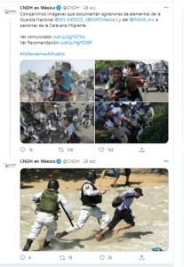 GN Top 10 violaciones derechos humanos México