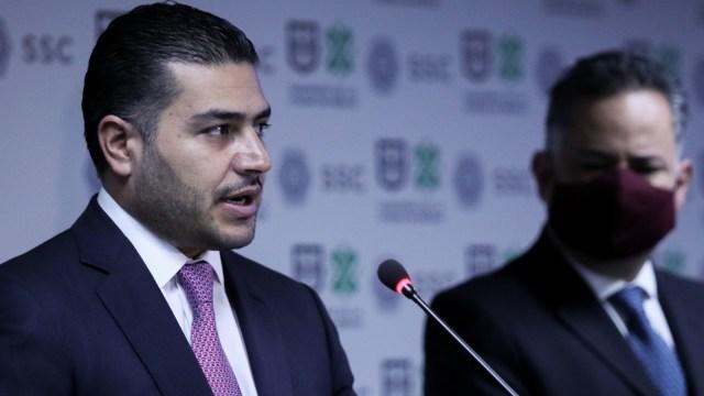 García Harfuch al menos 6 células crimen organizado operan centro CDMX