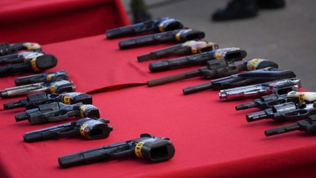 Coahuila: proponen portar armas de fuego sin permiso de Sedena