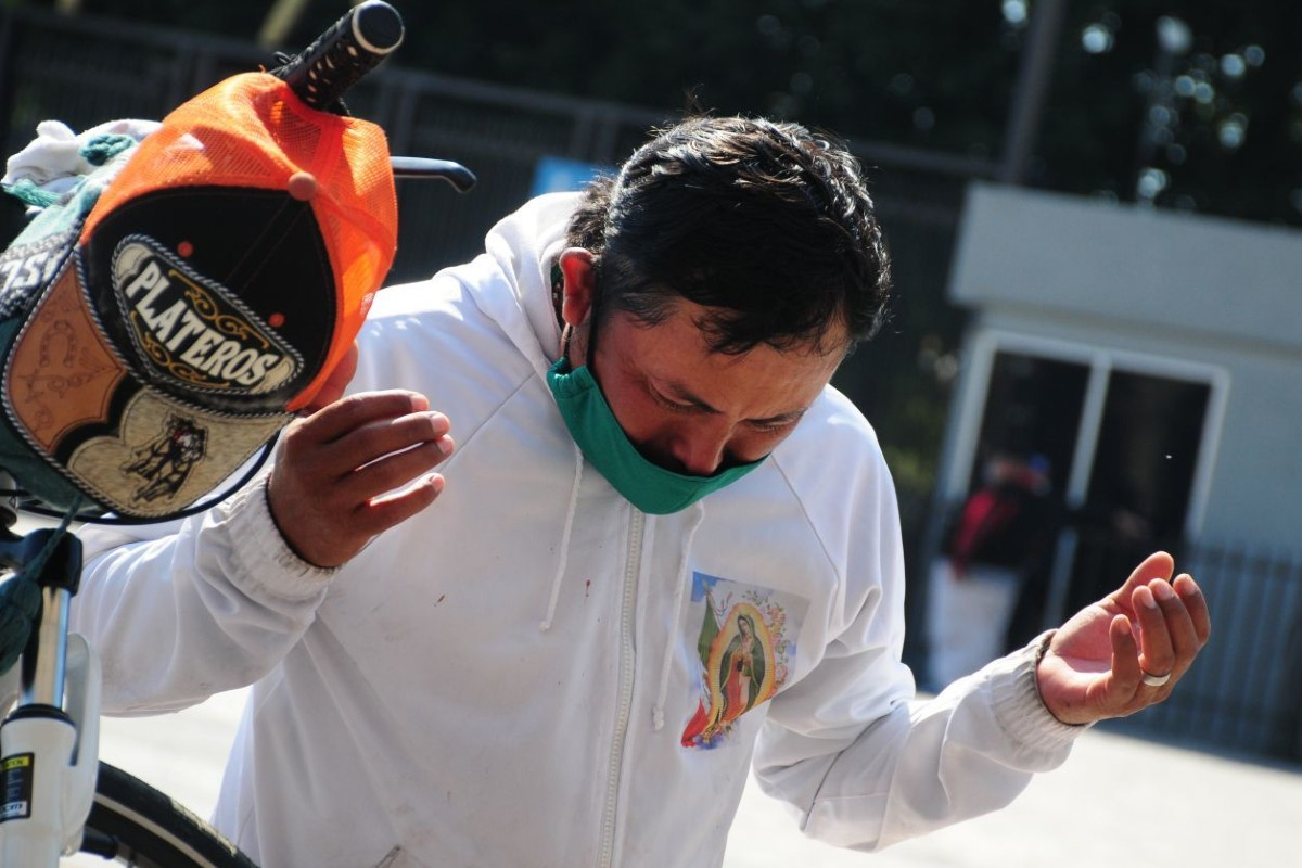 Mexicanos arriban a la Basílica de Guadalupe a dos semanas de su cierre [Fotos]