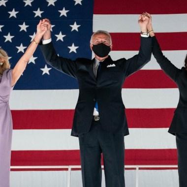 """Joe Biden afirma: """"Todos los votos se deben contar"""""""