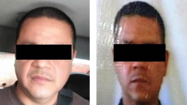 detenidos policías Fuerza Civil asesinato dos hombres Nuevo León