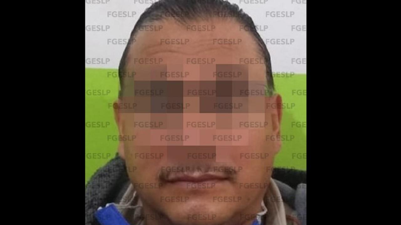 detienen sujeto presunto abuso sexual sobrina 9 años SLP