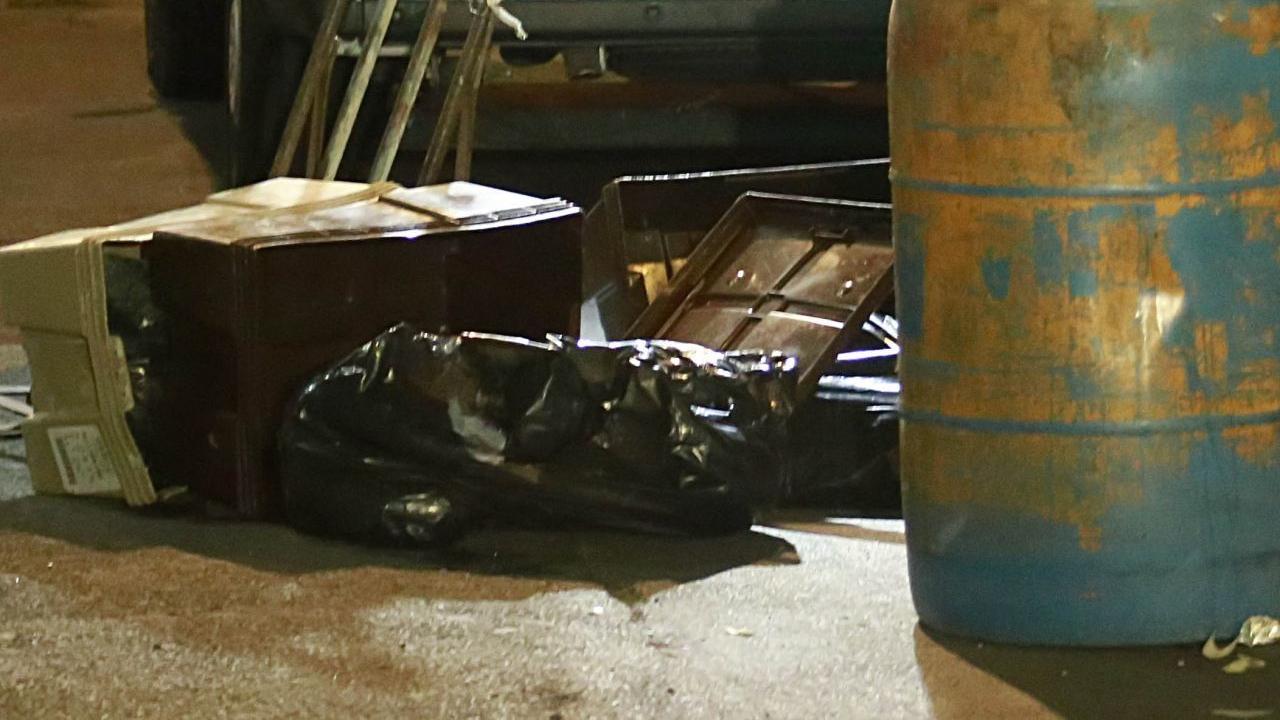 detienen sujeto transportaba restos humanos diablito CDMX