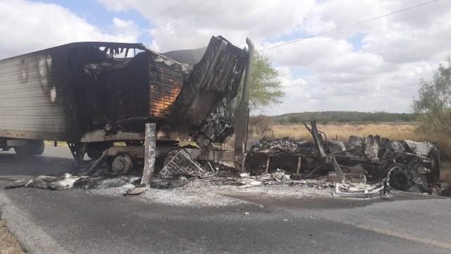 enfrentamiento grupos delictivos Camargo Tamaulipas