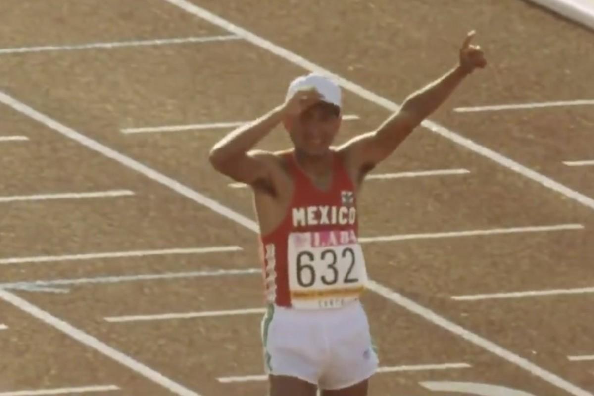 Muere Ernesto Canto, fue un icono de la marcha mundial