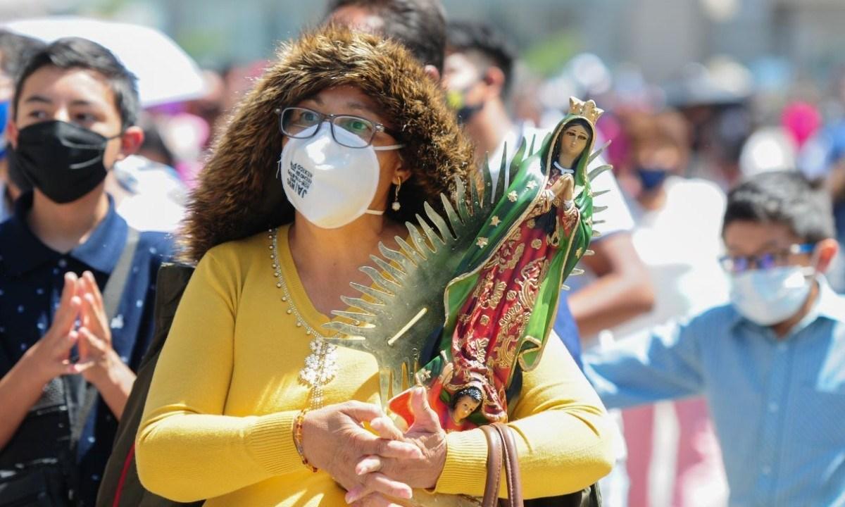 La Basílica de Guadalupe no abrirá el 12 de diciembre