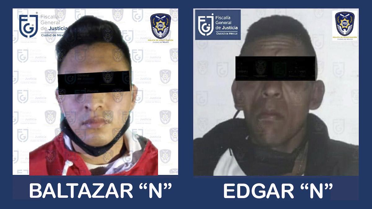 Vinculan a proceso a presuntos homicidas de los niños mazahuas en el Centro Histórico