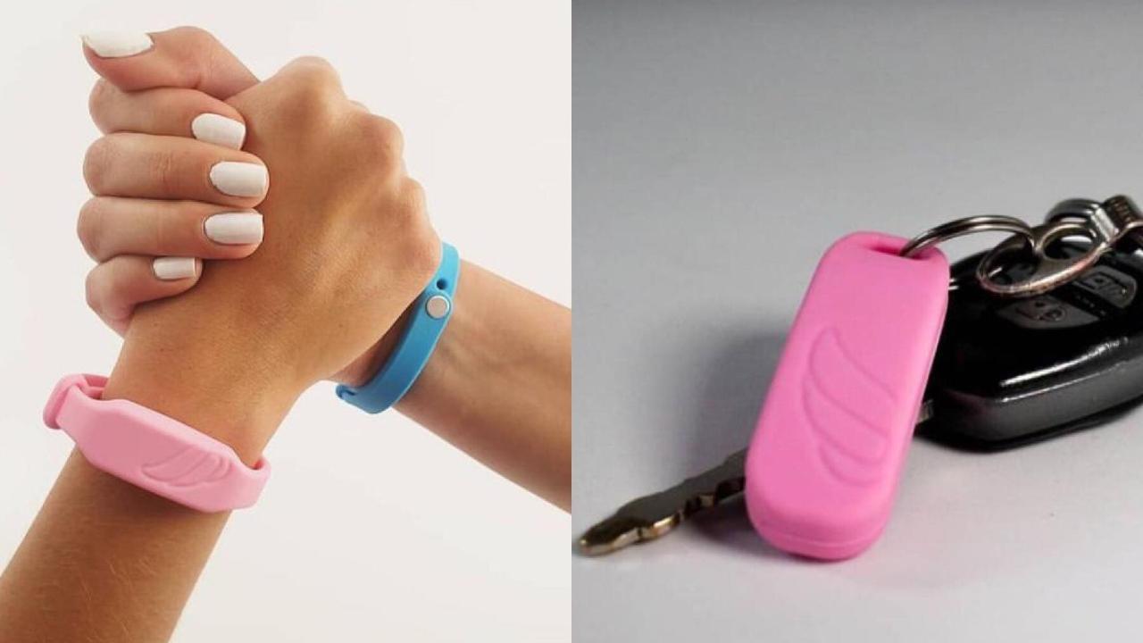 lanzan pulsera con botón de pánico víctimas violencia de género Tlalnepantla