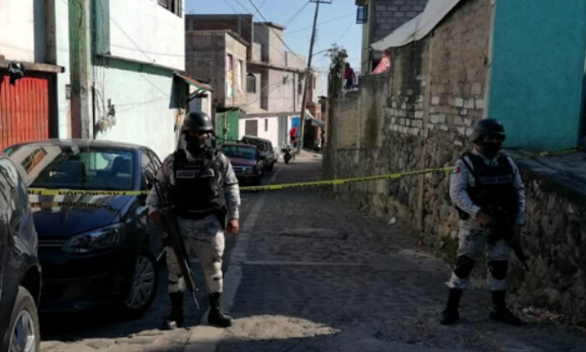 Morelos: comando armado ejecuta a repartidor de tortillas
