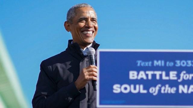 Obama asegura que Trump ha hecho mucho daño a Estados Unidos