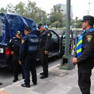 Cuerpos de seguridad de la CDMX son investigados por agresión sexual