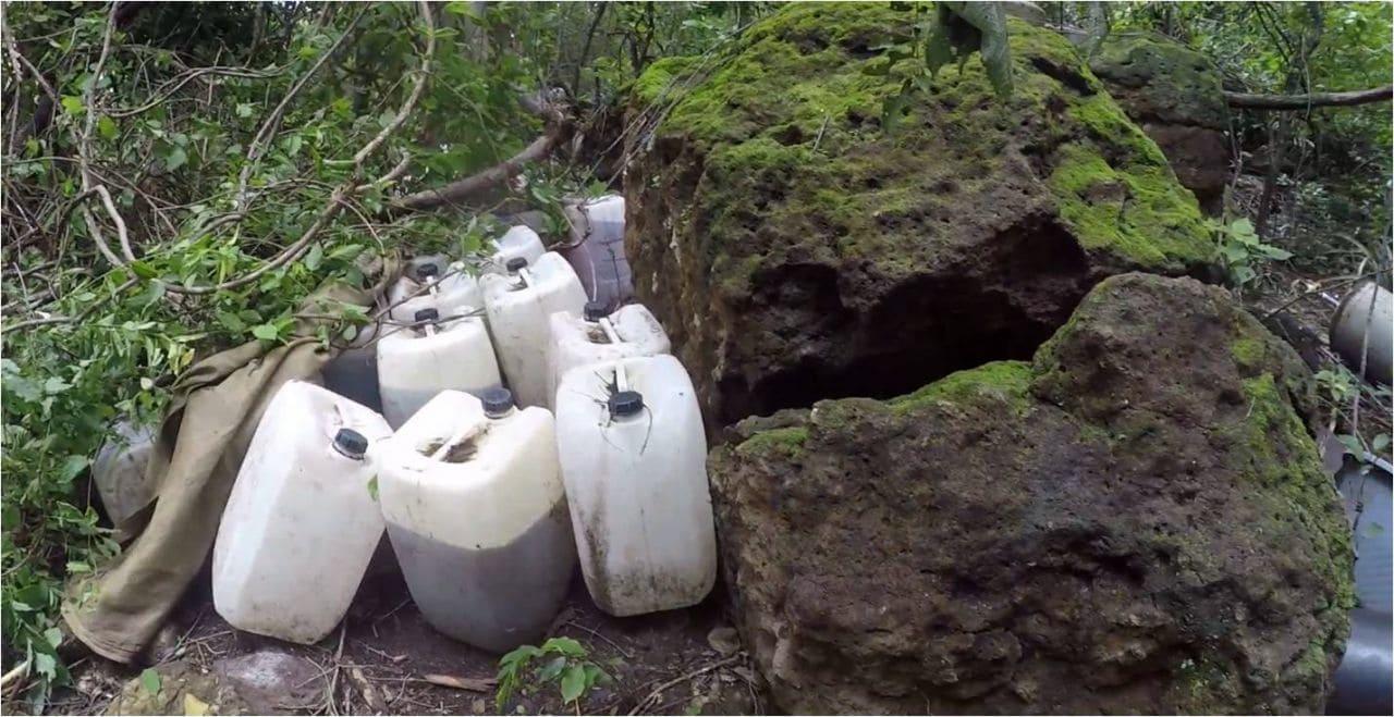 2020, año de decomisos de metanfetamina en Jalisco